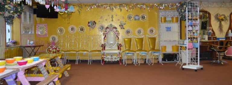 Her Majesty's Royal Throne